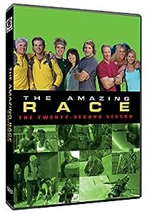 Amazing Race - S22 (3 Discs)