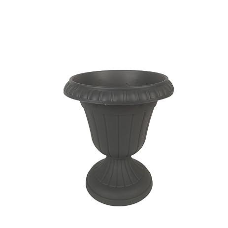 Arcadia Garden Products PL20GY 10u0026quot; X 12u0026quot; Traditional Plastic ...