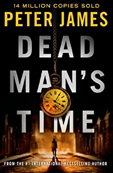 Dead Man's Time 1250030188 Book Cover
