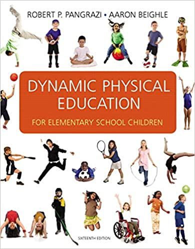 Physical Fitness Tied To Kids Academic >> Amazon Com Dynamic Physical Education For Elementary School