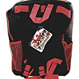 New Ultimate Spiderman Web Warriors Red & Black School Bag/Knapsack/Backpack