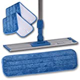 18'' Heavy Duty Microfiber Mop with 3 Pads