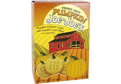 Trader Joe's Pumpkin Joe Joe's Cookies 10.5 Ounces (2 ()