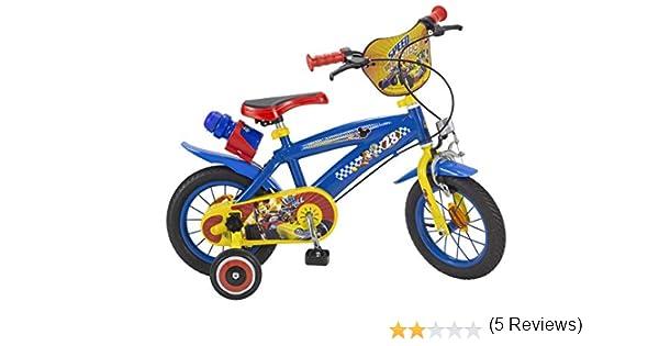 Toimsa 612 Bicicleta Mickey Club House 12