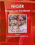 Niger Business Law Handbook, IBP USA, 1438770650