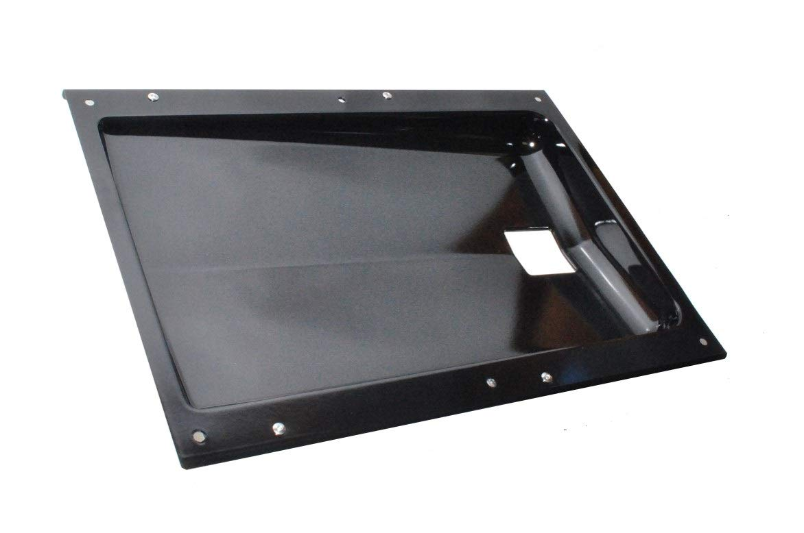 """Weber 69804 (17-1/2"""" L x 12-1/4"""" W) Grease Tray for Spirit 310 and 320 Grills Made in 2013 and 2014"""