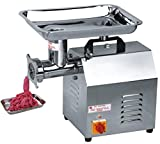 Generic 120KG/H Heavy Duty Electric Automatic Restaurant Butcher Shop Kitchen Sausage Beef Meat Grinder Mincer Mincing Machine