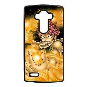 LG G4 Cell Phone Case Black Fairy Tail SF8590596