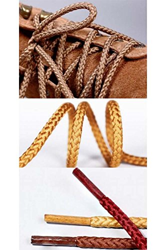 Alien Storehouse 2 Pairs 120cm Round Shoelaces Boot Laces Hiking Shoes Shoelaces #10 by Alien Storehouse (Image #1)