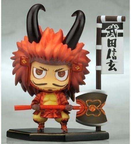 SENGOKU BASARA ONE COIN GRANDE FIGURE COLLECTION Kotobukiya NEW Part 1 first