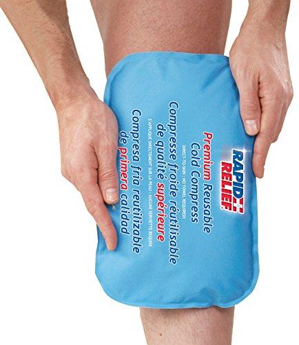 Rapid Relief® Cold Compress, 8