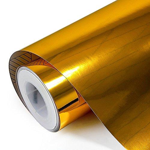 Top 10 best chrome gold vinyl wrap for 2020