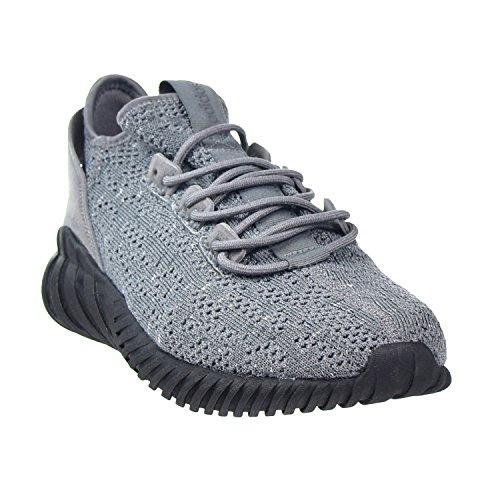 Uomo Primeknit Black Sneaker Doom Sock Alto a adidas Tubular Collo Grey 8fPqtwxax