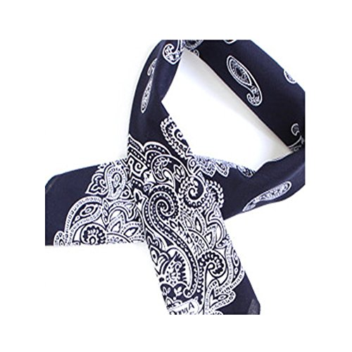 korean-tvn-youns-kitchen-jung-yu-mi-handkerchief-bandana-scarf-headband-navy