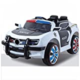 ATAA CARS Police car kid ride on toys 12v remote control