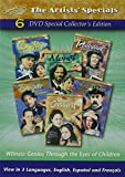 The Artists' Specials 6 DVD Collector's Set (Bilingual)