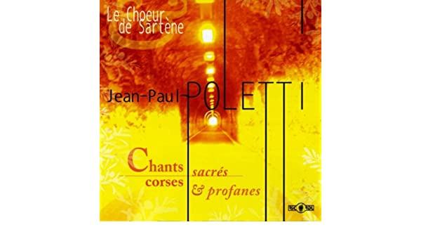 Salve Sancte Pater by Le Choeur de Sartène Jean-Paul Poletti on Amazon Music - Amazon.com