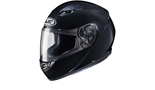 White//X-Large 0856-0109-07 HJC Solid Adult CS-R3 Street Motorcycle Helmet