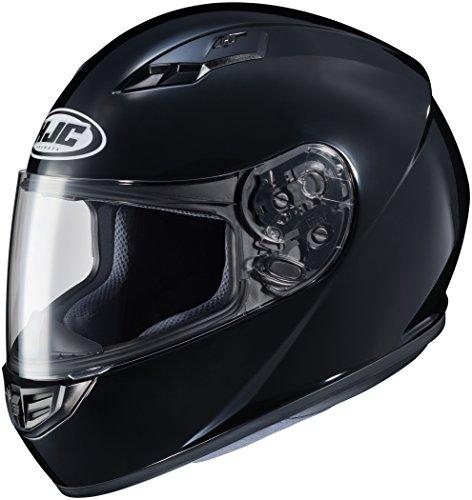 HJC CS-R2 Helmet - Flame Block (SMALL) (ORANGE) ()