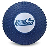 PerfAction Myofascial Release & Deep Tissue Massage Ball 5-inch with Carry Bag & Instructional Guide! Professional Massager Tool for Trigger Point, Tight Muscle and Pain Relief