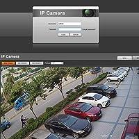 Dahua IPC-HDW4831EM-ASE 4K 8MP POE IR 50m Built-in Mic IP67 IP Eyeball Camera