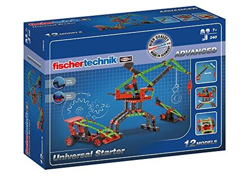 Fischertechnik 536618 - Konstruktionsspielzeug, Universal Starter