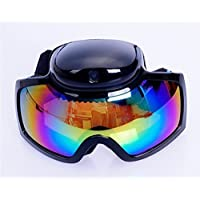 Freestep ,HD 720P Camera Ski Goggles Sports Glasses DVR DV Action Snow Goggles