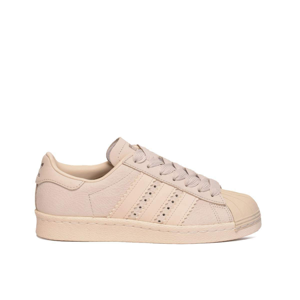 MultiCouleure (Marcla Marcla Casbla 000) 44 2 3 EU adidas Superstar 80s W, Chaussures de Fitness Femme