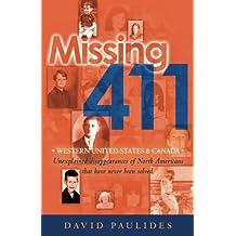 Missing 411 audiobook