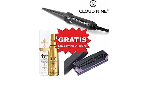 Cloud Nine cónico rizador de pelo grande de pared & Loreal mítica de barniz: Amazon.es: Salud y cuidado personal