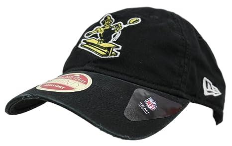 buy popular 07536 22cd3 New Era NFL Pittsburgh Steelers Adult Men Historic Rugged Ballcap 9Twenty  Adjustable Cap, One Size