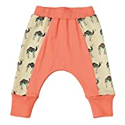 Cat & Dogma Certified Organic Baby Pants - Camel (3-6 Months)