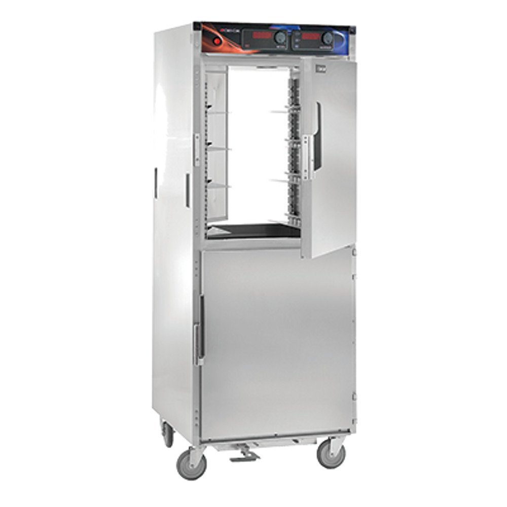 Cres Cor H-137-PWSUA-12D Pass-Thru Mobile Heated Cabinet