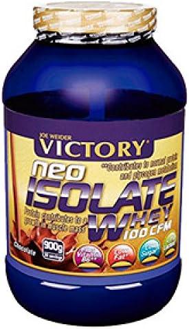 Victory Neo Isolate Whey 100 CFM - 900 gr Chocolate: Amazon ...