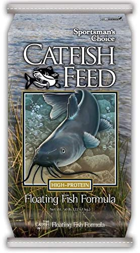 Southern States Catfish Feed Big Strike Floating Fish Food 40 Pounds