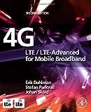4G - LTE/LTE-Advanced for Mobile Broadband, Dahlman, Erik and Parkvall, Stefan, 0124199852