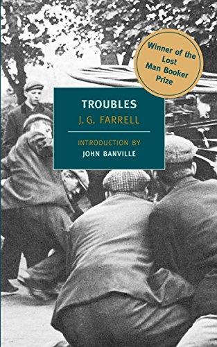 Troubles (Empire Trilogy)