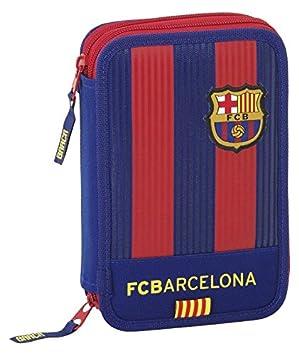 Safta Estuche F.C. Barcelona 1ª Equip. 16/17 Oficial 34 ...