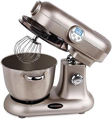 Cecomixer Pantalla LCD. Robot de Cocina.Programable 24.Horas.: Amazon.es: Hogar