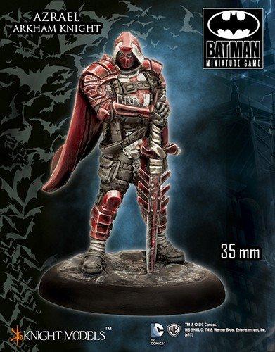 AZRAEL ARKHAM KNIGHT (Knight Models) Batman Miniature Game