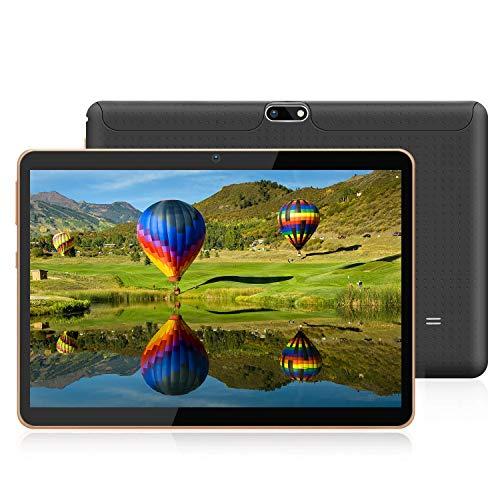 🥇 Tableta Android 9.0 de 10 Pulgadas con procesador WiFi