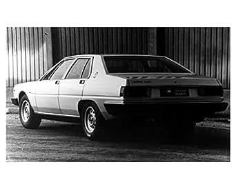 Amazon.com: 1977 Maserati Quattroporte Factory Photo ...