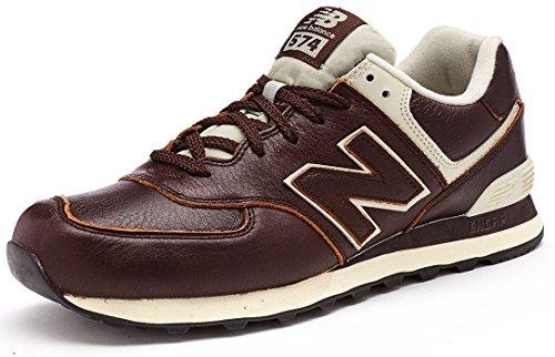 New Balance Herren 574 Sneaker Mehrfarbig (Powder)