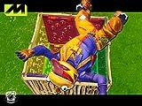 Clip: Death Dropper Custom Gamemode in Fortnite Battle Royale