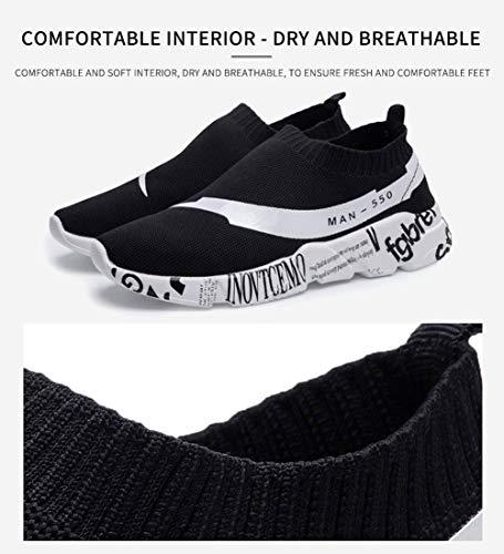 85077d2f78ce8 JIYE Women's Men's Running Shoes Free Transform Flyknit Fashion ...