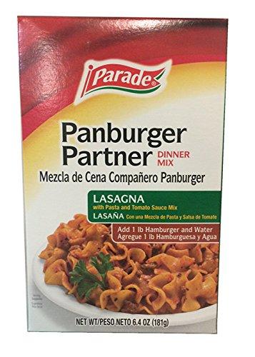 Parade Lasagna Dinner Mix, 6.4 Ounce