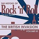 The British Invasion, Volume 1 Radio/TV von Gary Theroux Gesprochen von: Gary Theroux
