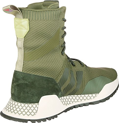 Adidas F/1.3 Pk, Stivali Arricciati Uomo, Verde (Carace / Carnoc / Tiesom 000), 44 2/3 EU
