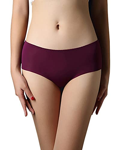 Braguita Clásica Estilo Bikini sin Costuras para Mujer