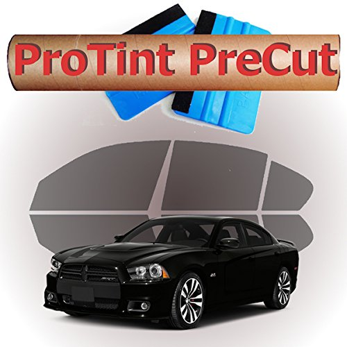Dodge Charger Side Window (Precut Dodge Charger Sedan All Side and Rear Windows Tint Model 2011 2012 2013 2014)